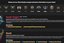 Wowhead introduces class guides