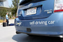 California issues permits for self-driving car trials on public roads