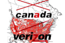Verizon ices Canadian expansion after acquiring Vodafone stake