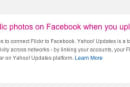 Sharing Flickr photos and video on Facebook just got easier
