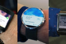 The three faces of Android Wear, compared