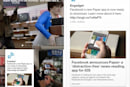 Paper news-reading app makes Facebook prettier, a bit less functional (hands-on)