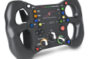 Who needs feet? SteelSeries Simraceway SRW-S1 steering wheel puts pedals at your fingertips