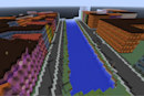 Open data gives rise to a virtual Denmark in Minecraft