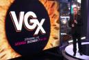 Liveblogging the Spike VGX 2013