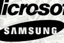Microsoft and Samsung sitting in a tree, patent s-h-a-r-i-n-g