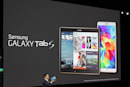 Samsung sticks more colorful screens in its new Galaxy Tab S