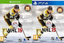 EA names Bruins' Bergeron as NHL 15 cover athlete