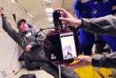 Watch Google test its 3D-sensing phones on robots in zero gravity
