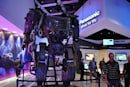Panasonic commandeers 'Avatar' Powersuit for IFA display of force