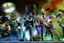 Real shooting with Gotham City Impostors