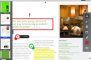 Skitch 2.5 for Mac and iOS lets you mark up PDFs with notes and stamps