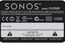 Sonos Playbar appears at the FCC (update: WiFi explained)