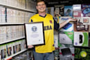 The world's largest video-game collection is up for sale again
