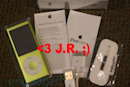Supposed iPod nano 4G really unboxed