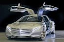 Mercedes-Benz's hydrogen-powered F125! concept slips out ahead of Frankfurt