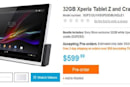 Sony Xperia Tablet Z now up for pre-order, scheduled to ship May 24th (video)