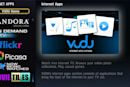 VUDU brings Pandora, Picasa and Flickr to connected HDTVs, promises more apps soon