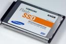 Samsung unveils quick 64GB SSD