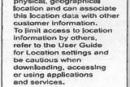 Verizon to put location warning sticker on iPhones