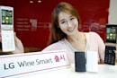 LG's Wine Smart is an Android flip phone for the messaging elderly