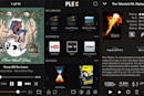 Plex multimedia app gets a new UI to match iOS 7