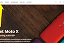 Moto G drops by the Motorola website unannounced, doesn't stay long