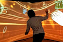 Kinect dives into anime cyberspace, dares you to catch cute robot tanks (video)