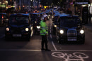 London's black cabs plan 'severe chaos' on city streets in protest of Uber