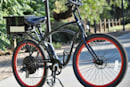 Signa's fuel cell-powered bicycle paints a rosy picture for drop-in power stations
