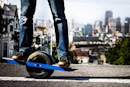 Onewheel is a self-balancing single-wheeled electric skateboard (video)