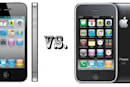 iPhone 4 vs. iPhone 3GS: the tale of the tape