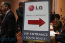 Live from LG's CES 2013 press event