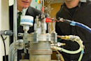 MIT researchers develop liquid metal battery for the grid and the home