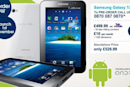 Samsung Galaxy Tab up for pre-order at Carphone Warehouse for £530