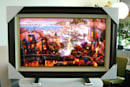 Digital Masterworks Art-TV could switch between TV and art display