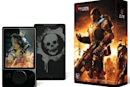 Gears of War 2 canvasses special-edition Zune