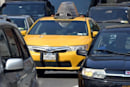 Uber cars now outnumber yellow cabs in New York City
