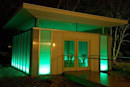 Duo-Gard's IllumaWALL adds LED action to translucent architecture