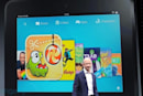 Amazon unveils Kindle FreeTime, gives kids their own space to play