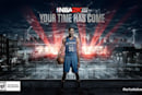 NBA 2K15 nets MVP cover athlete Kevin Durant