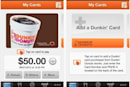 Dunkin Donuts launches mobile pay app