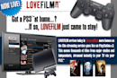 Lovefilm movie streaming now live on UK PlayStation 3 consoles