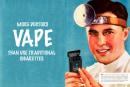 Doctors urge the World Health Organization to lighten up on e-cigs