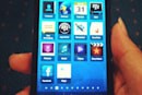 BlackBerry 10 L-Series all-touchscreen phone caught on camera