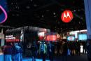 Motorola's CES 2011 booth tour
