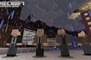 Minecraft PS3 update adds blocky skins from Uncharted, Heavy Rain, more