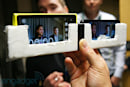 iPhone 5 and Nokia Lumia 920 face off with image stabilization test (hands-on video, updated with Galaxy S III and HTC One X)