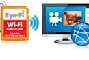 Eye-Fi's 4GB WiFi Video cards now with more options for Internet regret
