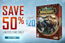 Mists of Pandaria gets in on the Cyber Monday action